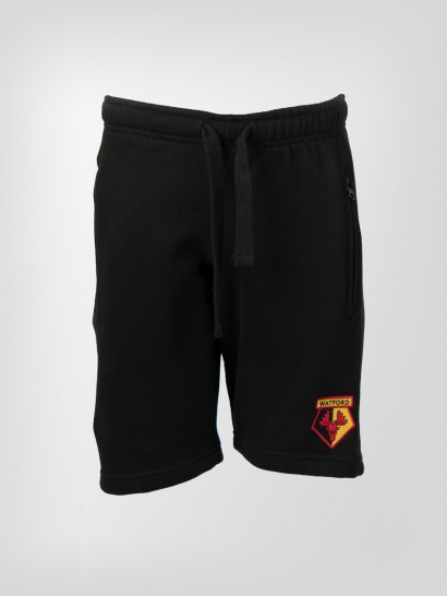 JUNIOR STRIKE BLACK SHORTS