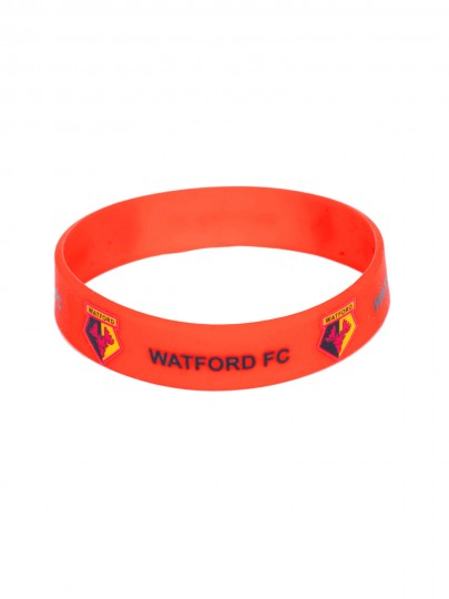 RUBBER RED WRISTBAND