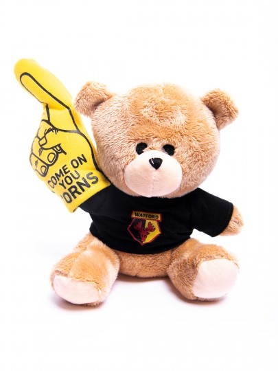 FOAM FINGER BEAR