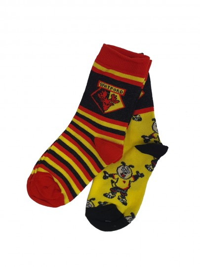 YOUTH 2 PACK SOCKS