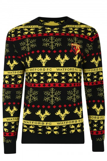 ADULT FAIRISLE CHRISTMAS JUMPER 20