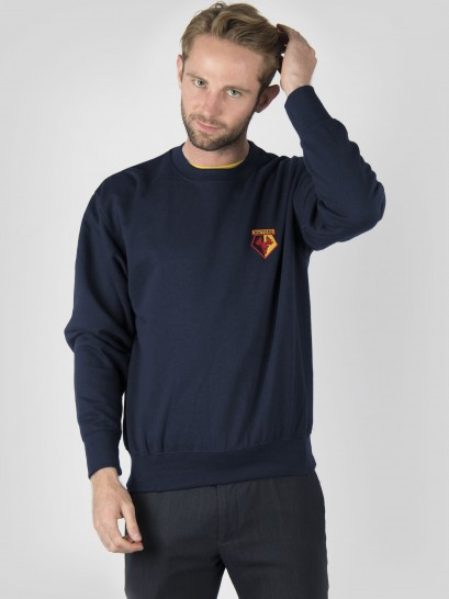 ADULT ESSENTIAL NAVY SWEAT