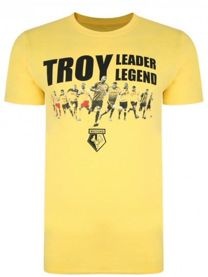 ADULT TROY LEADER LEGEND TEE