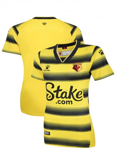 Official Watford FC Home Kit 21/22 | The Hornets Shop