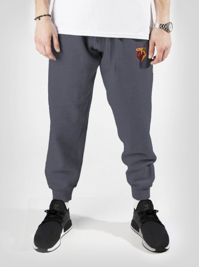 ADULT CHARCOAL FLEECE PANTS