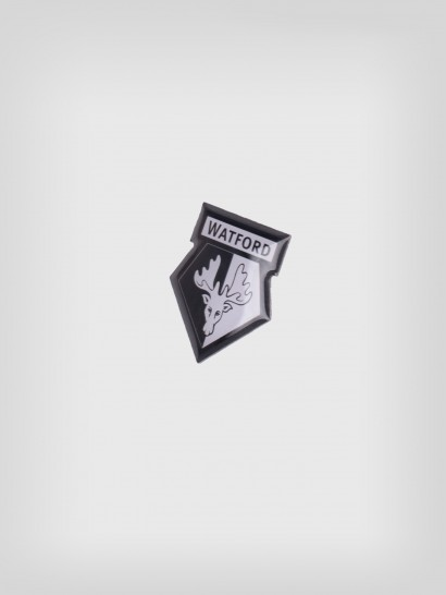 MONO CREST PIN BADGE