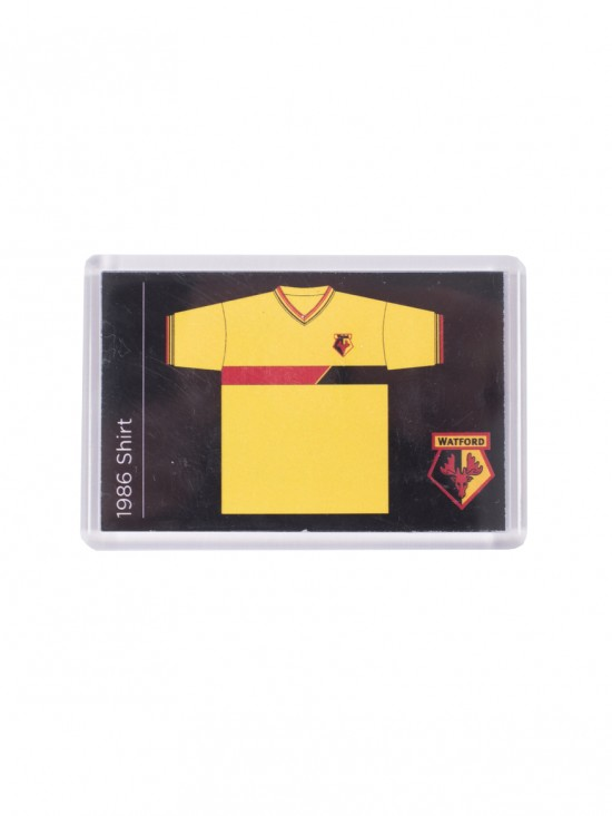 1986 HOME RETRO SHIRT MAGNET