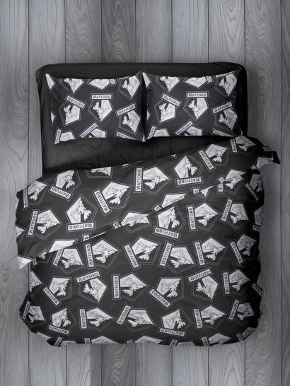 SINGLE MONO DUVET SET