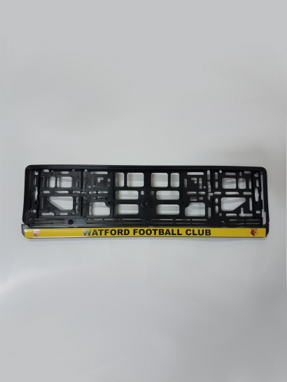 NUMBER PLATE SURROUND