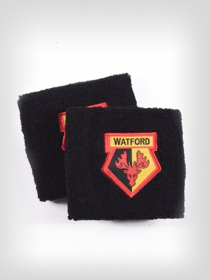 WOVEN SWEAT BANDS BLACK