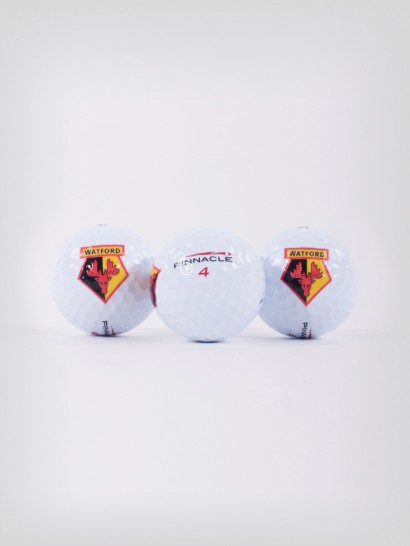 3 PACK PINNACLE GOLF BALLS