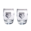 ROCKS 2 PK SHOT GLASSES