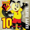 HARRY 10 TODAY CARD