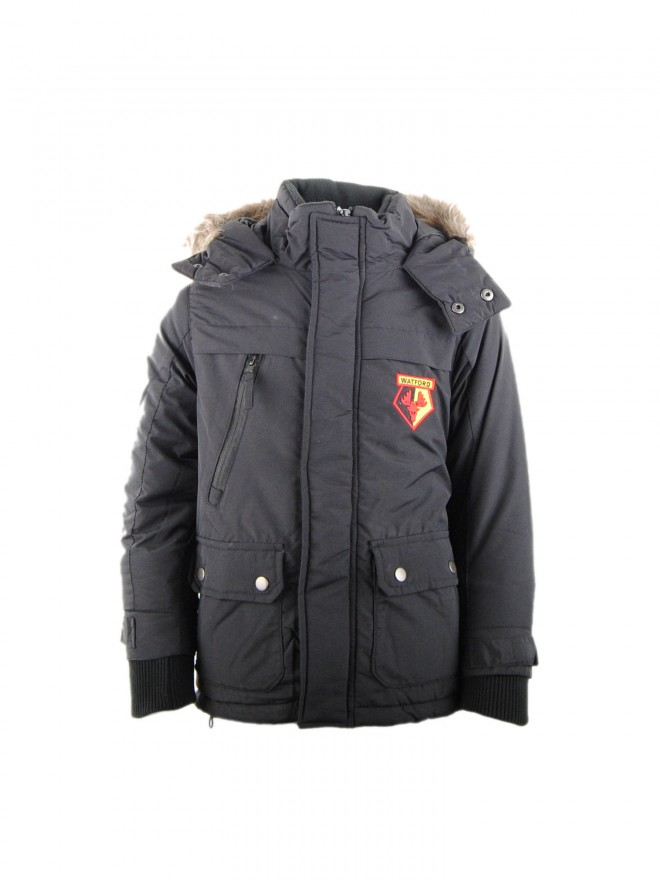 JUNIOR BLACK SYD JACKET