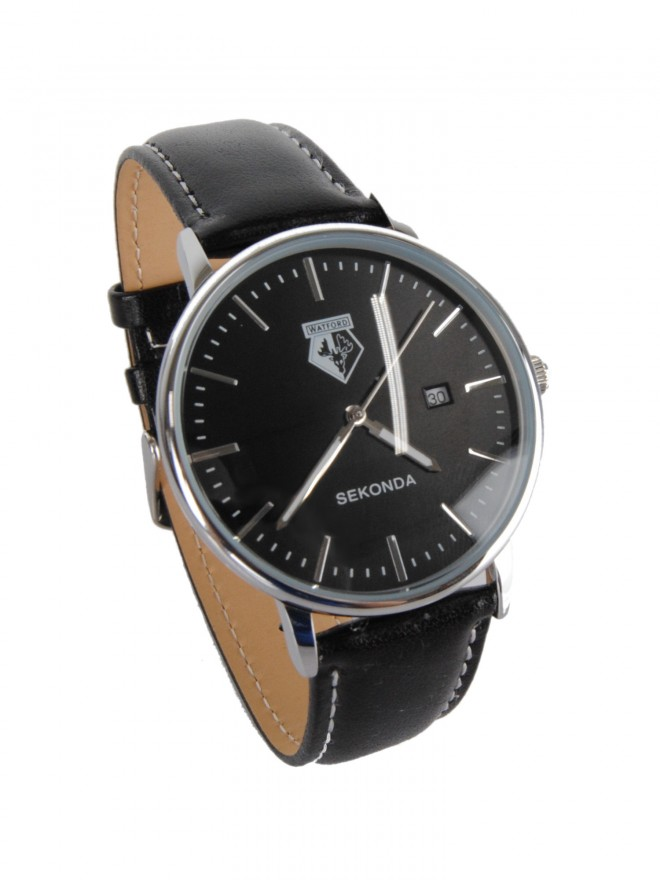 MENS MONO CREST WATCH