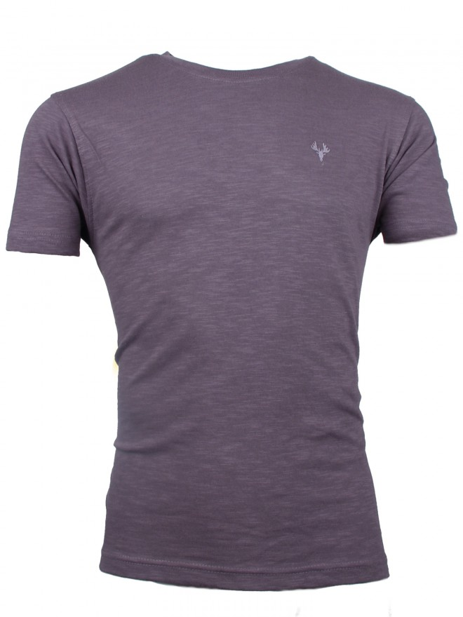 ADULT CHARCOAL GRAFTON TEE
