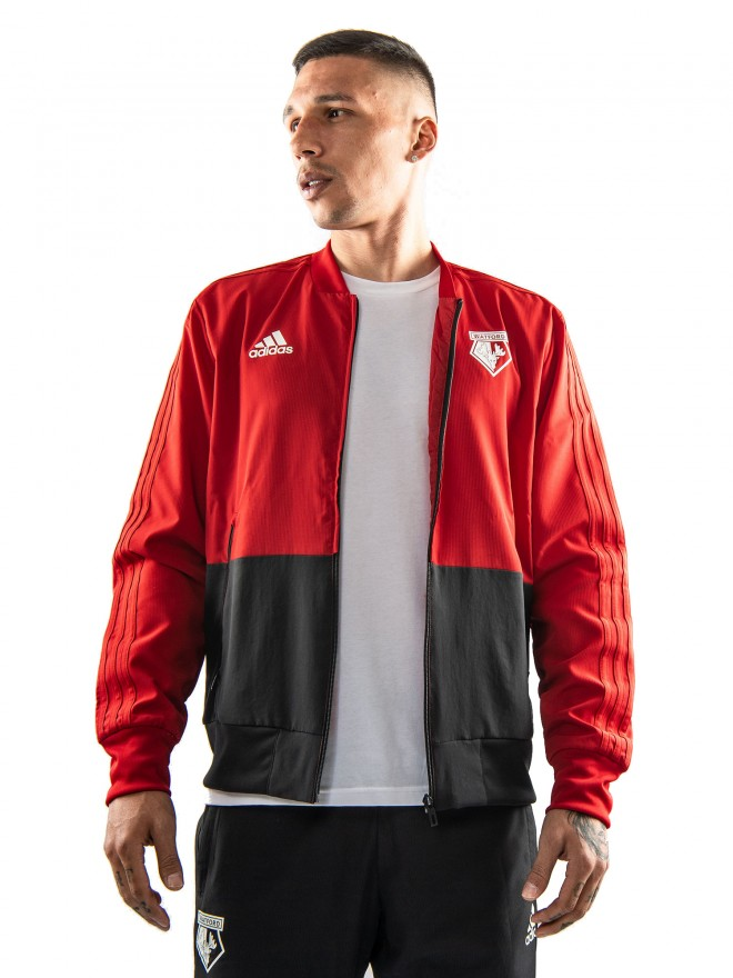 2018 ADULT TW RED PRESENTATION JACKET