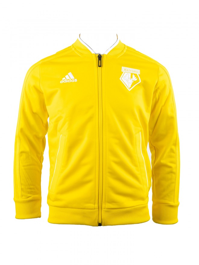 2018 JUNIOR TW YELLOW POLY JACKET