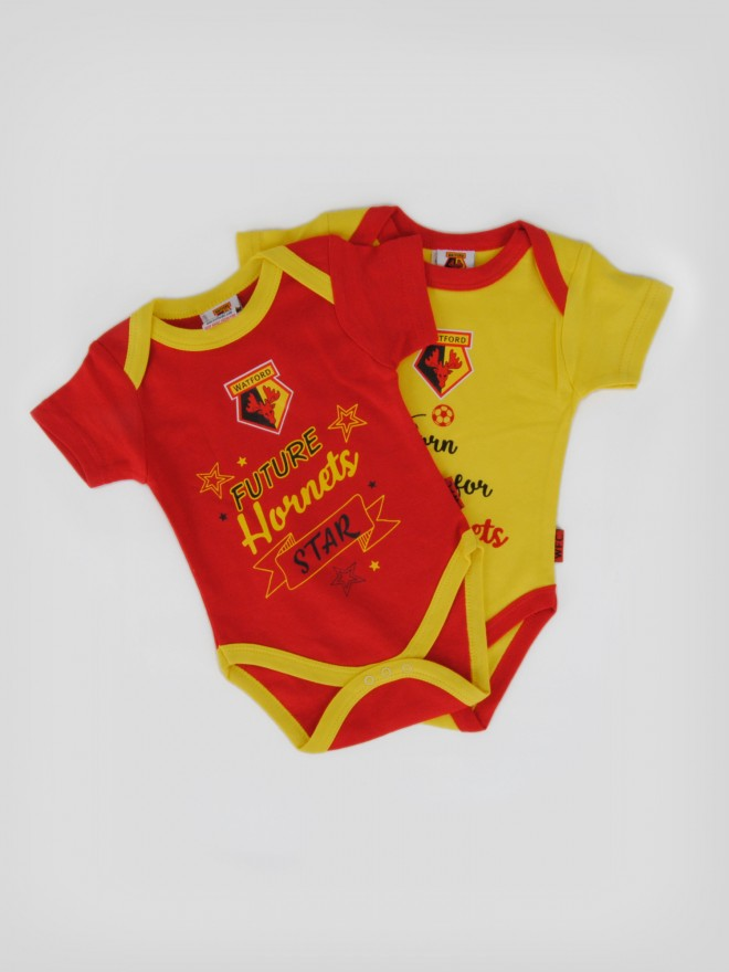 2 PACK FUTURE HORNETS BODYSUIT