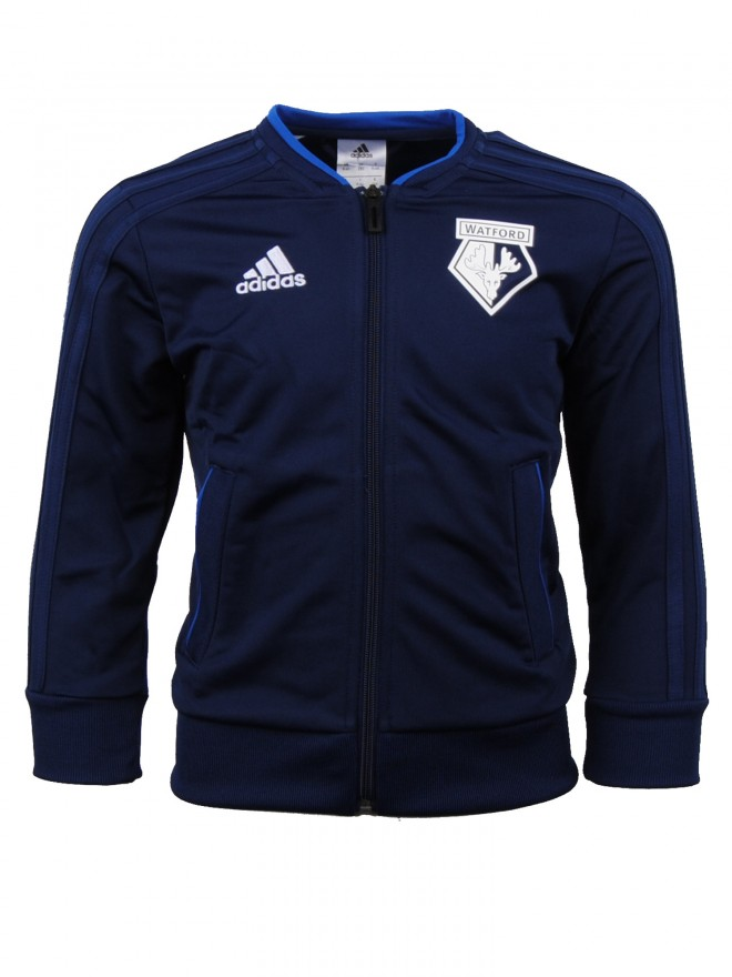 2018 JUNIOR TW NAVY POLY JACKET