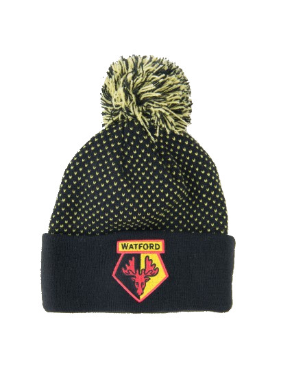 INFANT DOTTED BEANIE HAT