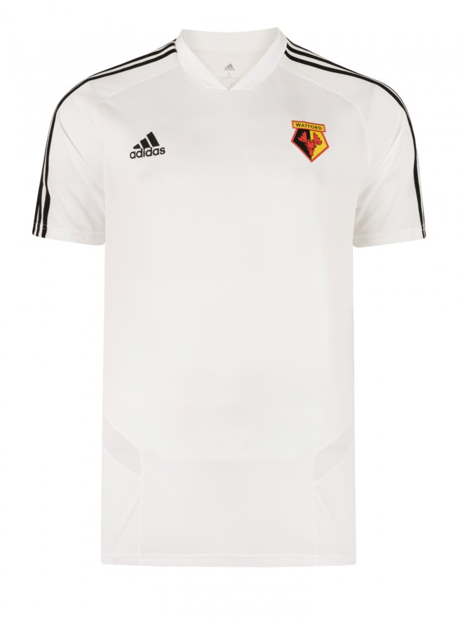2019 ADULT WHITE JERSEY