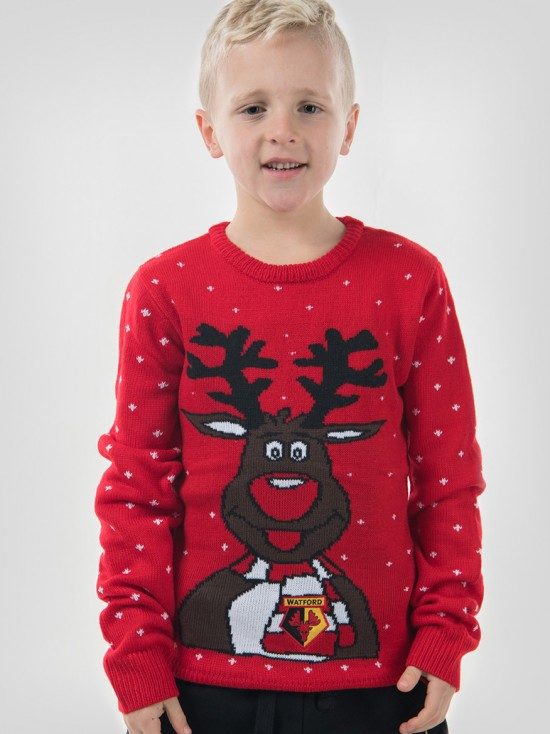 JUNIOR RUDOLPH JUMPER