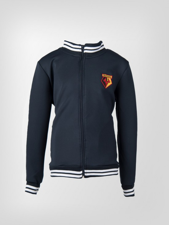 JUNIOR BRAZIL NAVY JACKET