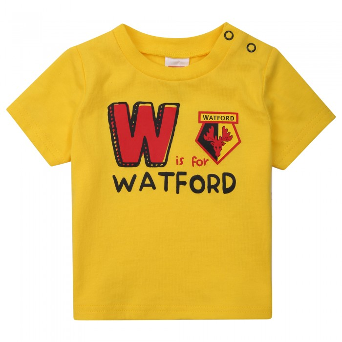 W IS FOR WATFORD TEE 20