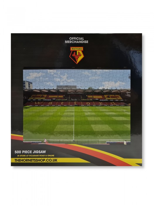 500 PC STADIUM JIGSAW PUZZLE