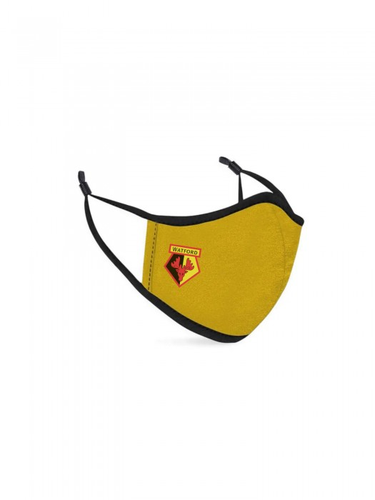 ADJUSTABLE YELLOW FACE MASK - JUNIOR