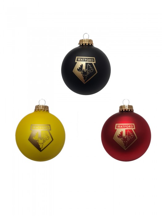 3 PACK LUXURY BAUBLE SET