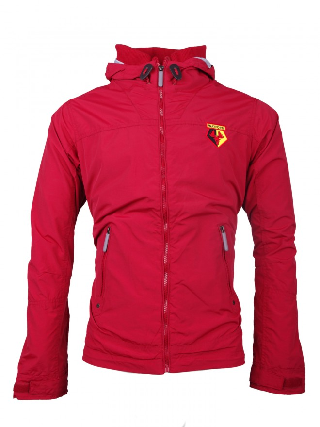 ADULT MELDON RED JACKET