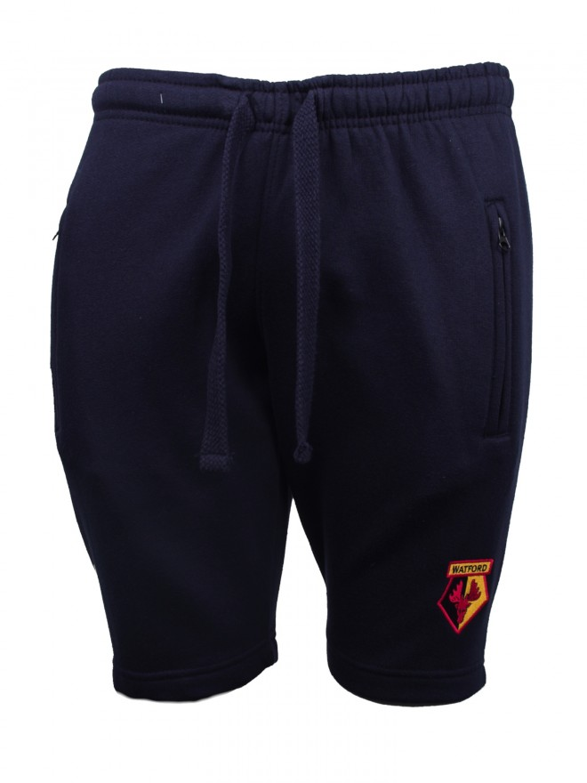 ADULT STRIKE NAVY SHORTS