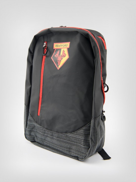 PERFORMANCE BLK/RED BACKPACK