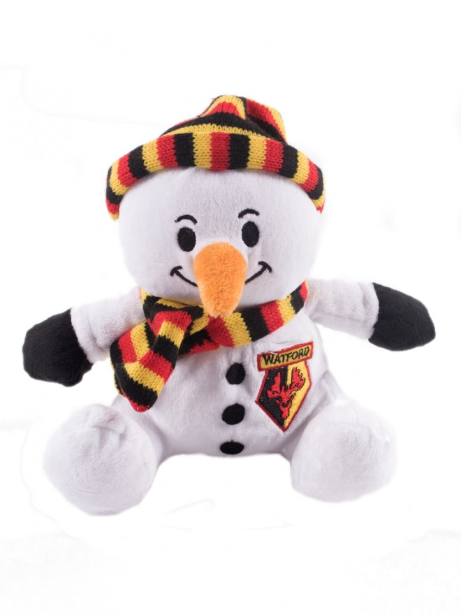 WFC SNOWMAN WITH SCARF