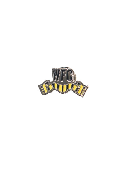 WFC SCARF PIN BADGE