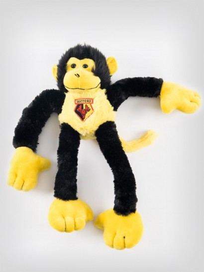 PLUSH SLIDER MONKEY