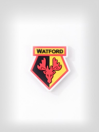 CREST PVC FRIDGE MAGNET